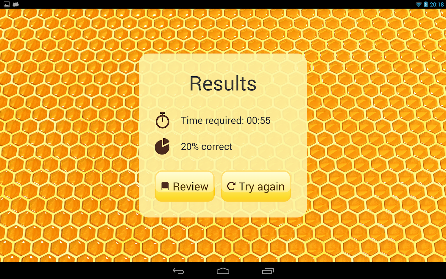 Spelling Bee- screenshot
