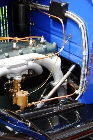 ガソリンエンジンのパズル