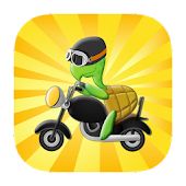 Turtle Fun Ride - Race online
