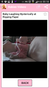 Baby Funny Videos for Whatsapp- screenshot thumbnail
