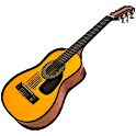 Virtual Guitar logo