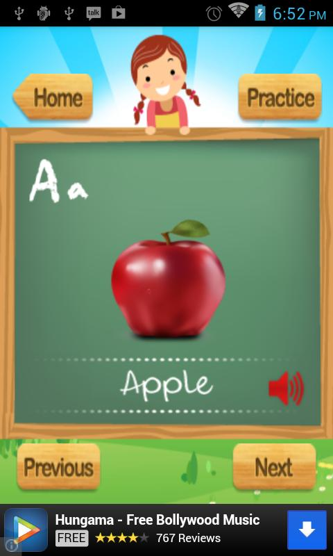 Kids ABC Alphabets- screenshot
