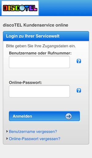 discoTEL Servicewelt