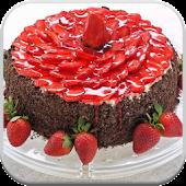 Make Strawberry Cake recipes