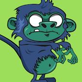 Zombie Apes Escape!