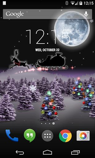 玩免費個人化APP|下載크리스마스 라이브 배경 화면 무료 app不用錢|硬是要APP
