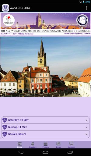 【免費醫療App】WorldEcho 2014-APP點子