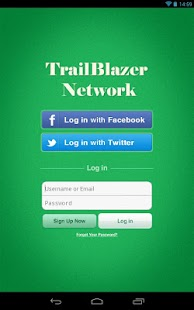 TrailBlazer Network - screenshot thumbnail