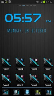 Light HD Theme go launcher ex - screenshot thumbnail