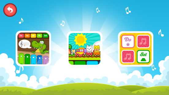 Fun Piano for kids - screenshot thumbnail