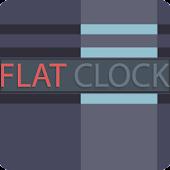 UCCW - Flatron Clock