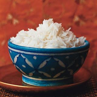 Basmati Rice.