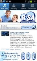 Screenshot of R.SA Sachsen