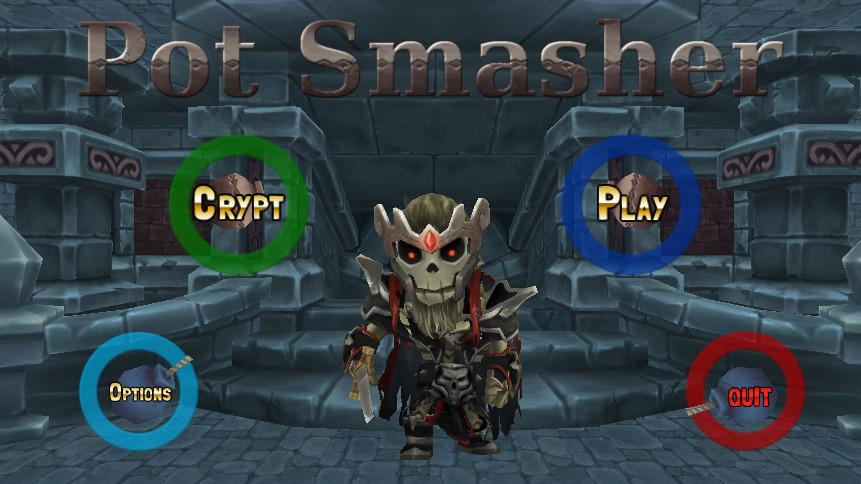 Pot Smasher - screenshot