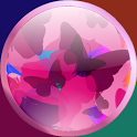 Butterfly Camo for GO Locker icon