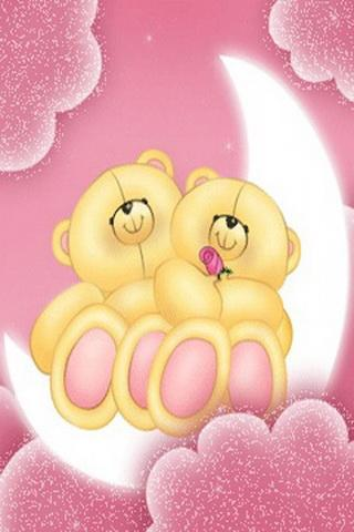 Teddy Bears On Pink Clouds - Android Apps on Google Play
