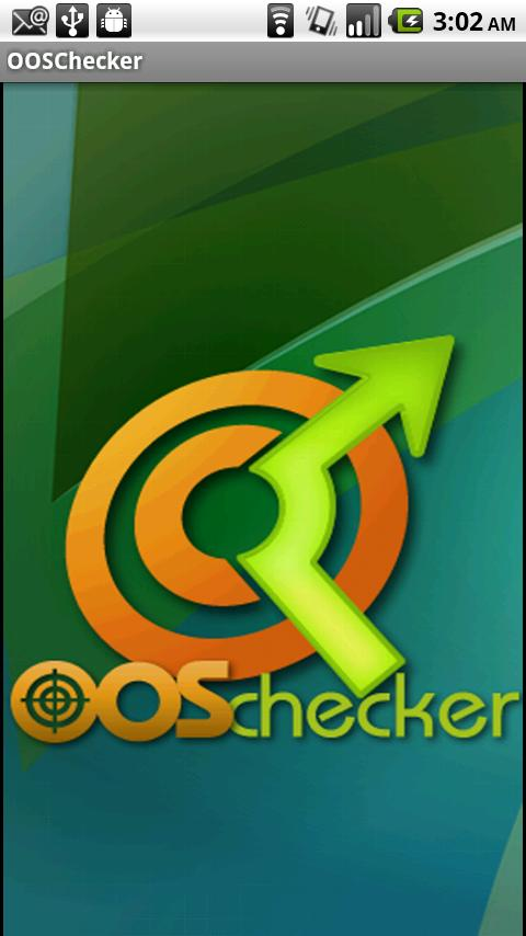 OOSChecker - The iPad2 Hunter - screenshot