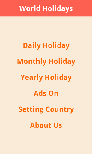 World Public Holidays Free
