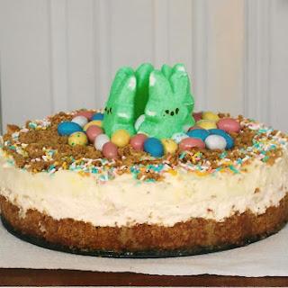 Bunny Banana Cheesecake