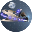 Weird Dog Space icon