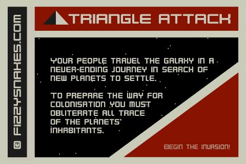 Triangle Attack