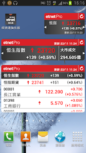 etnet Pro - screenshot thumbnail