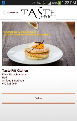 旅遊必備APP下載 Taste Fiji 好玩app不花錢 綠色工廠好玩App