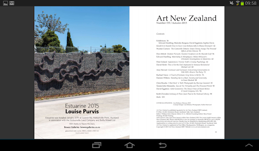 Art New Zealand- screenshot thumbnail