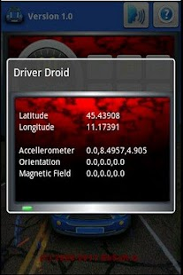 Sensor Viewer Driver Droid - screenshot thumbnail