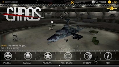 download C.H.A.O.S 4.4.1 Apk Game Android