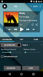 Poweramp Music Player (Trial) Screenshot 5