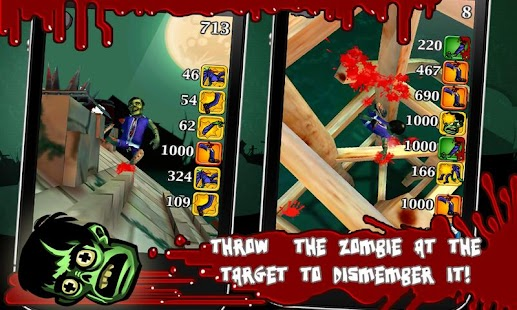 Push the Zombie- screenshot thumbnail