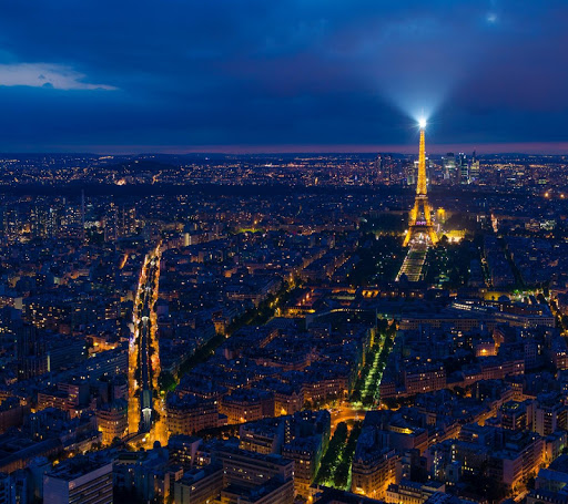 Wallpapers Paris Eiffel Tower
