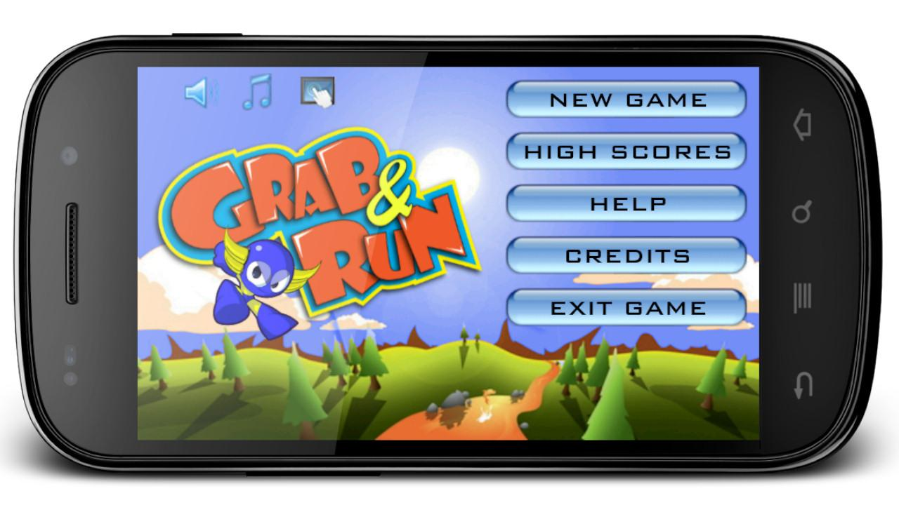 Grab And Run - screenshot