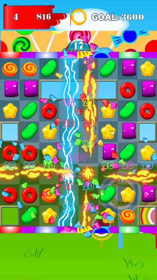 Candy Deluxe Pro - screenshot
