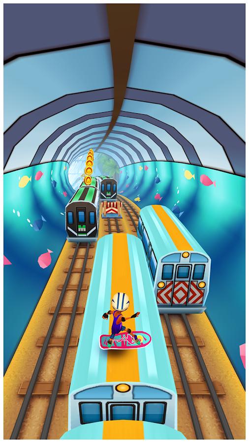 "��������� ������� "" Subway Surfers"