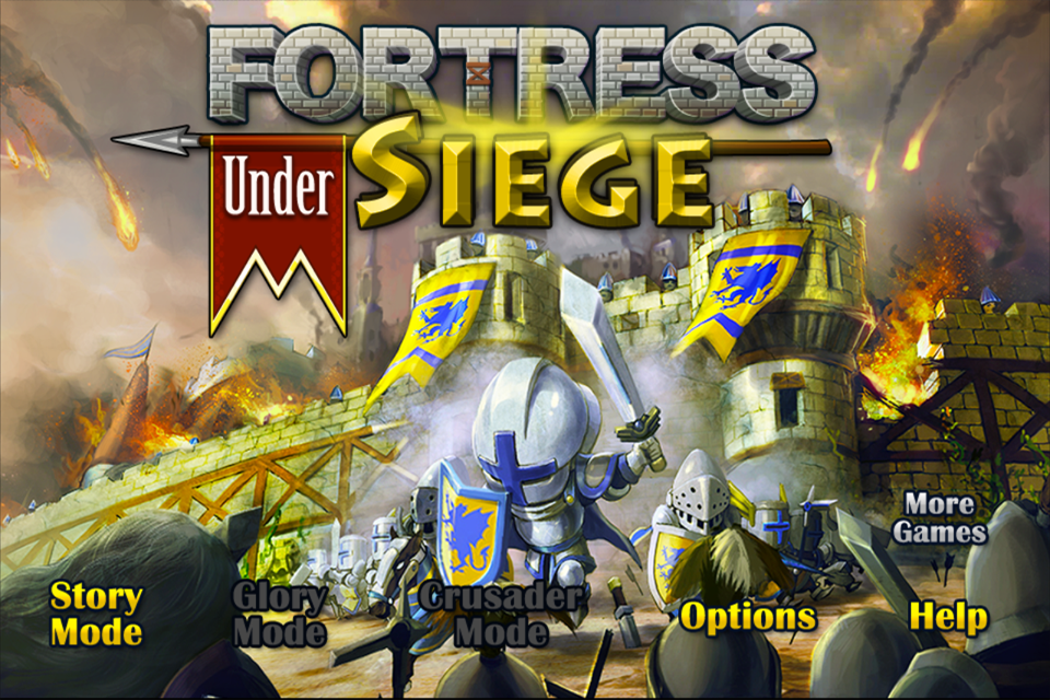Fortress Under Siege - screenshot