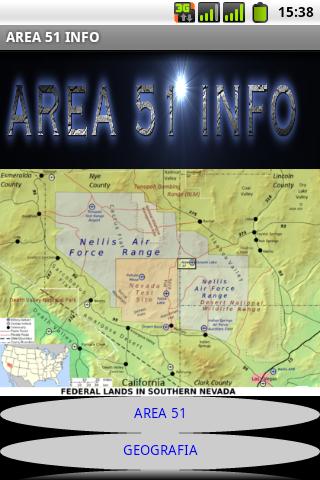 Area 51 Info