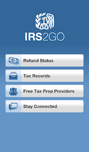 IRS2Go - screenshot thumbnail