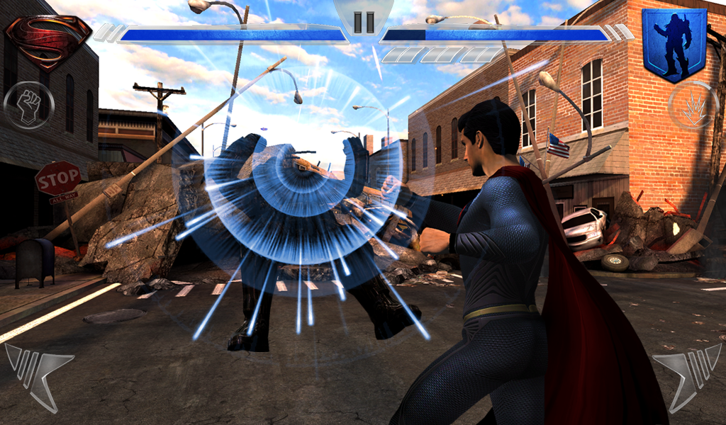 Man of Steel- screenshot