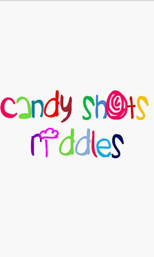 Candy Shots Riddles