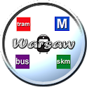 Warsaw Public Transport Pro icon