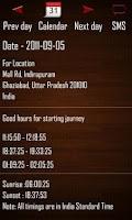 Screenshot of Positive Hours
