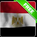 Egypt flag lwp Free icon