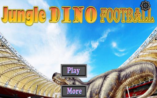 Jungle Dino Football