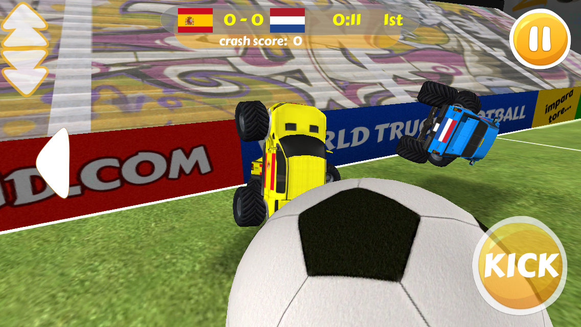 World Truck Ball- screenshot