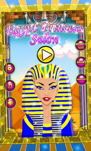 無料休闲Appのエジプトプリンセスビューティサロン|記事Game