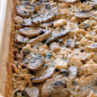 Chicken Cheese Mushroom Casserole Recipes.