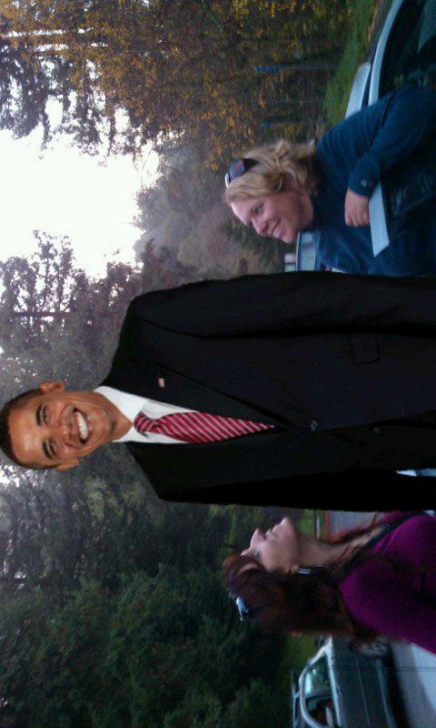 ObamaAndMe -- Obama Camera App - screenshot