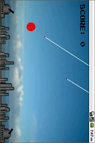 Strategic Defense - screenshot